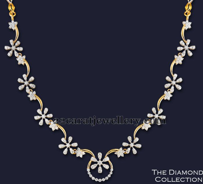 jewellery necklace elegant weight antique gold weighted light designs