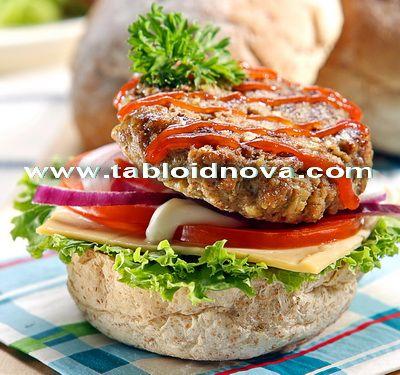 Simple Beef Burger Daging Sapi Resep Daging
