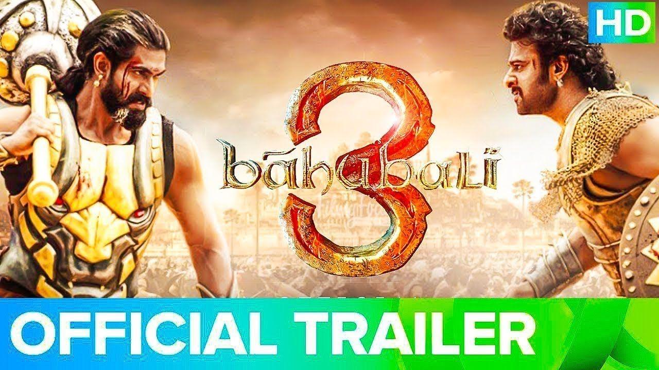 Bahubali 3 Official Trailer 01 2018 | Bahubali 3 Official