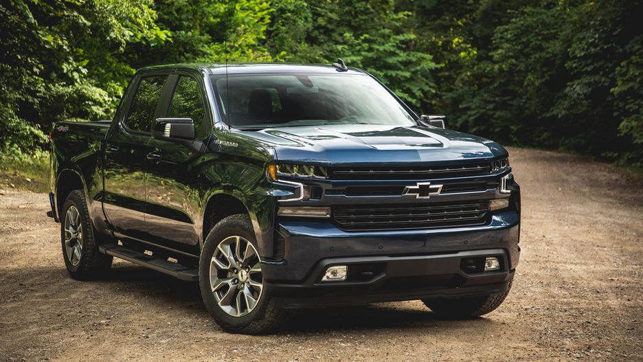 2019 Chevrolet Silverado 1500 Rst Gaining More Street Cred