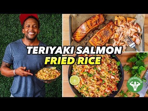 Try our easy teriyaki salmon recipe. See a full list of ingredients and learn how to cook this tasty recipe in about 25 minutes. #teriyakisalmon