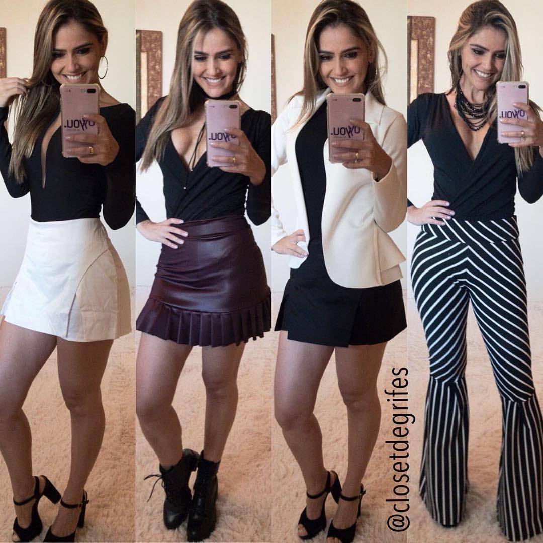 """e32e89cda CLOSET DE GRIFES on Instagram: """"Bom dia com look @byyouloja #quarta linda  ... MENINAS 1 2 3 4? 💖"""""""
