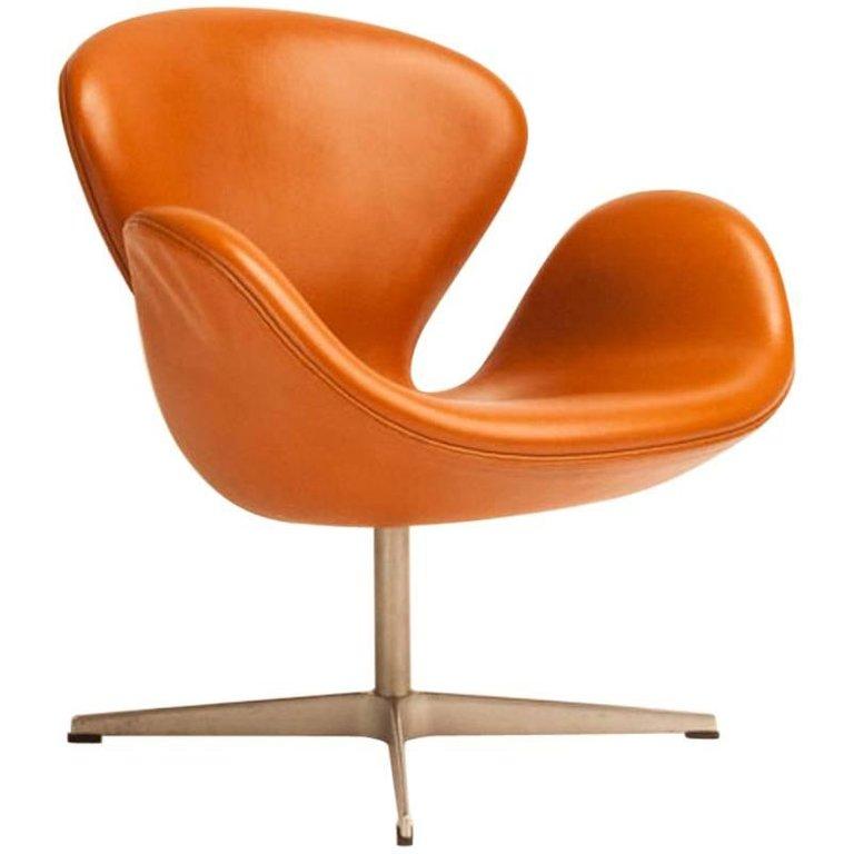 raccolta di sconti altamente elogiato New York Swan Chair by Arne Jacobsen | Products in 2019 | Swan chair ...