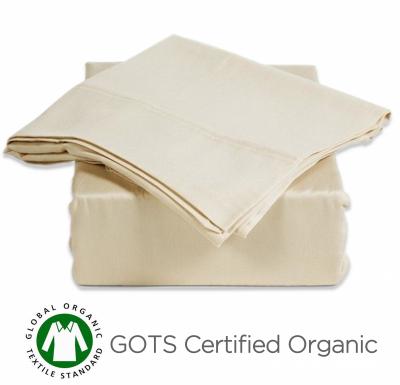 Best Organic Cotton Sateen Bed Sheet Set King Sheet Sets 400 x 300