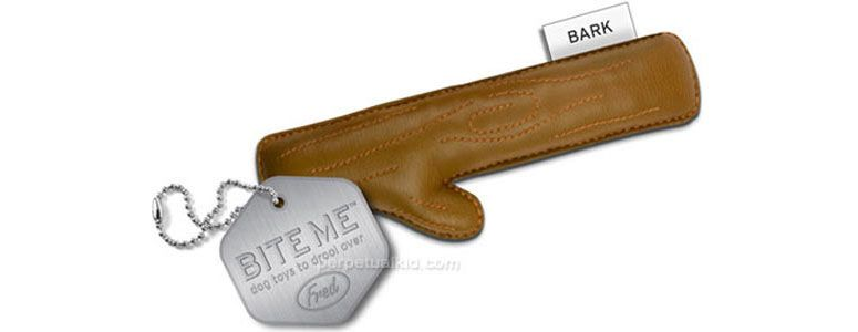 Bite Me Leatherette Stick Dog Chew Toy Dog Chew Toys Toys Dogs