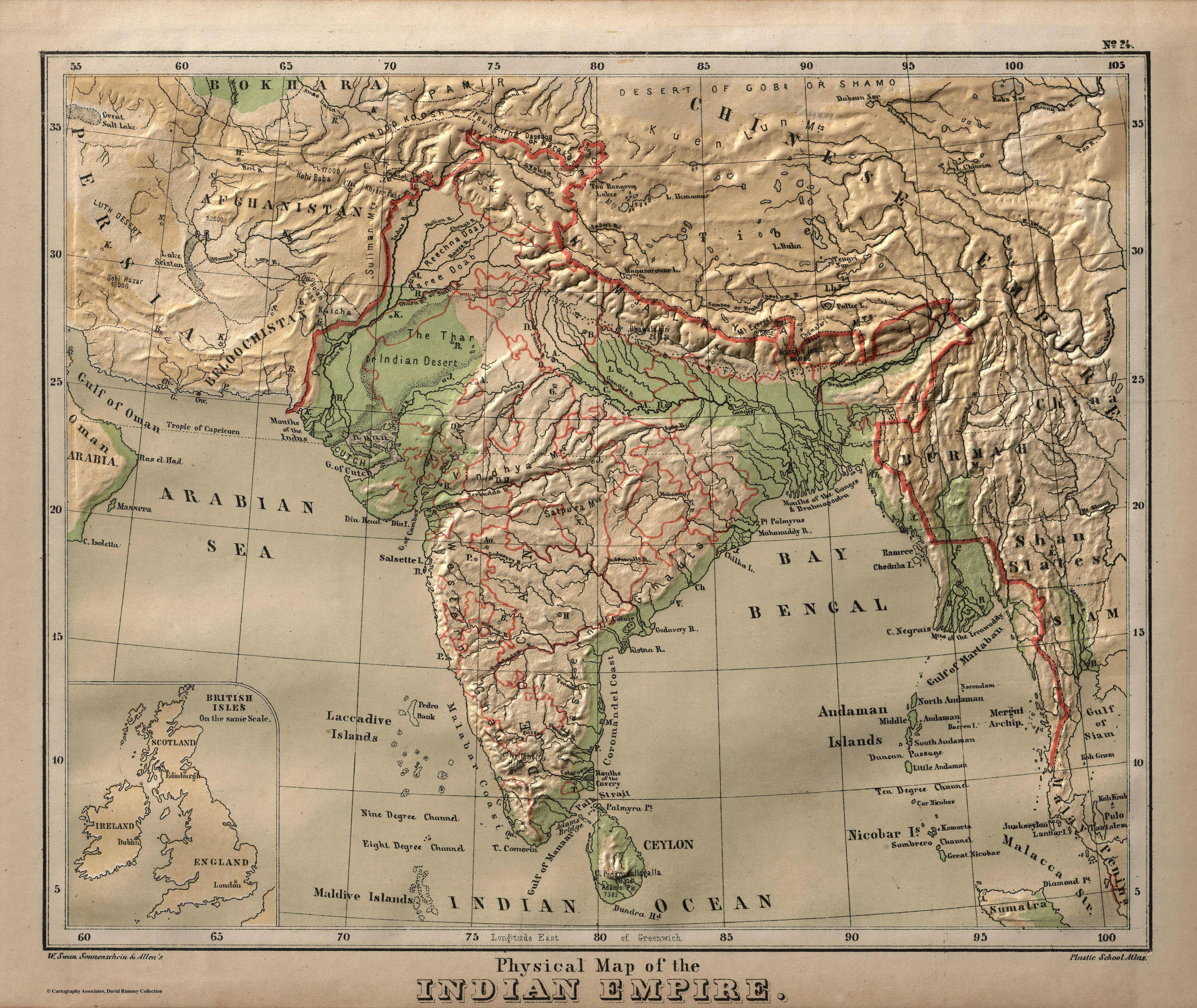Physical Map of the Indian Empire (1880) | mapmania | Map, Map art on indian political system, indian climate map, indian political structure, india geography map, india political map, indian language map, indian caste system, indian forest map, indian compass rose, indian history map, indian people map, indian tourist map, indian cities map, indian culture map, indian blank map, ancient india map, indian map outline, indian science map, indian food map, indian social structure,
