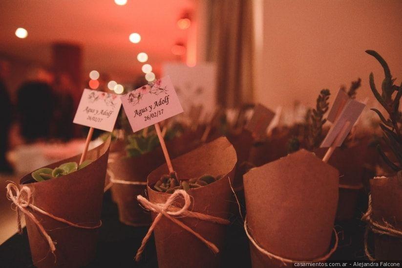 Souvenirs originales, para que tu fiesta de casamiento sea inolvidable.