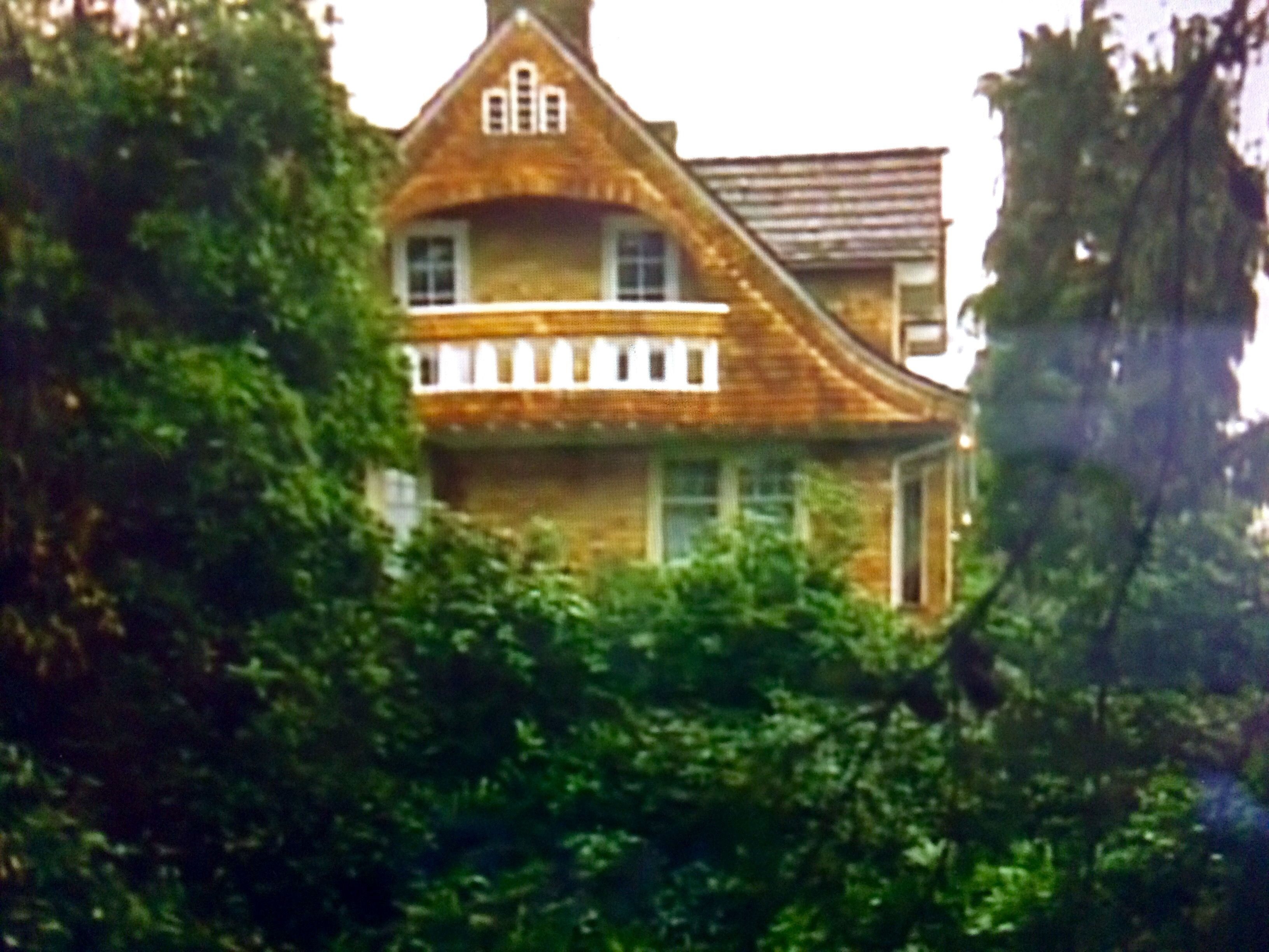 Kurt Cobain\'s house, and where he was found shot to death in the ...