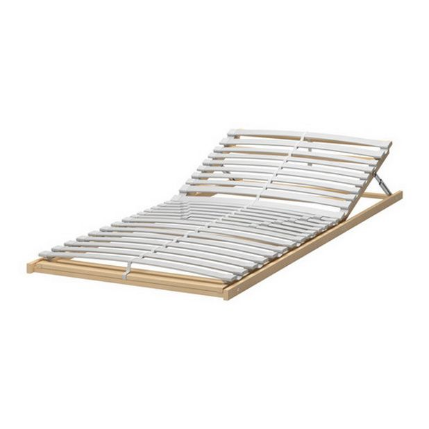 Hospital Bed For 100 Aprox Ikea Slatted Bed Base Bed Slats