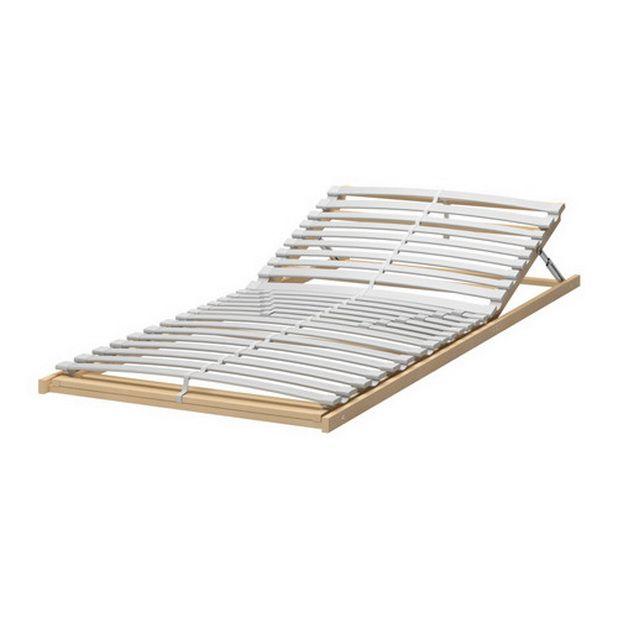 Hospital Bed For 100 Aprox Ikea Slatted Bed Base Bed Slats