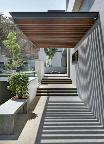 kanopi Modern Outdoors Pinterest Terrazas, Pérgolas y Arquitectura