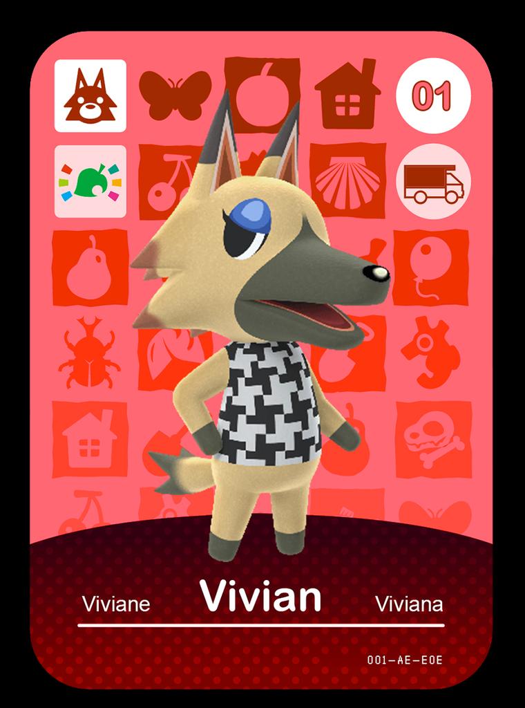 Custom Made Animal Crossing Welcome Amiibo Cards Acnl New Leaf Animal Crossing Amiibo Cards Animal Crossing Welcome Amiibo Animal Crossing