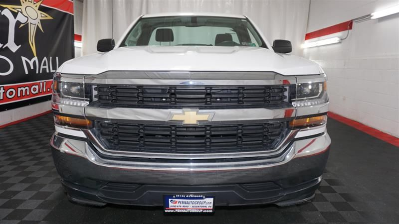 2018 Chevrolet Silverado 1500 Reg Cab Work Truck Work Trucks For