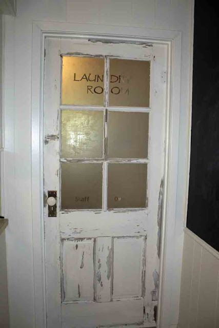 Design Your Own Laundry Room: Laundry Room Doors, Laundry