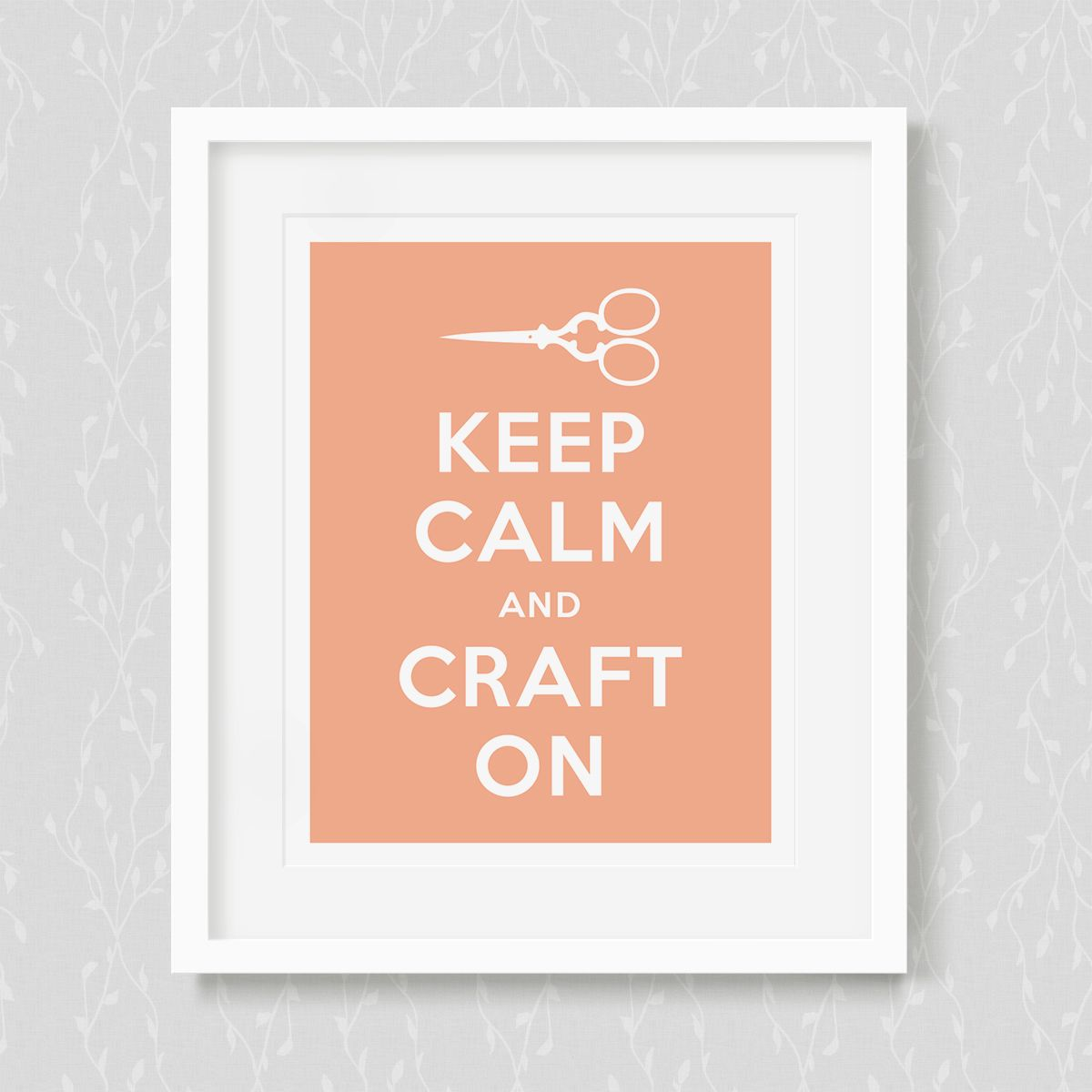 Image result for keep calm and craft sign