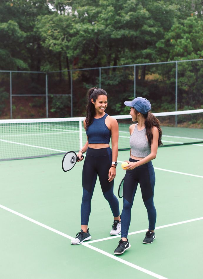 65796649f9873 pickleball tennis    cute gym clothes sets workout outfits
