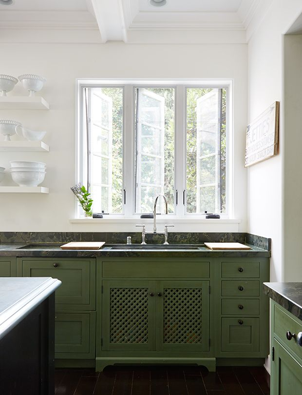 Best Bored Of White Kitchens Discover The Cabinet Color 640 x 480