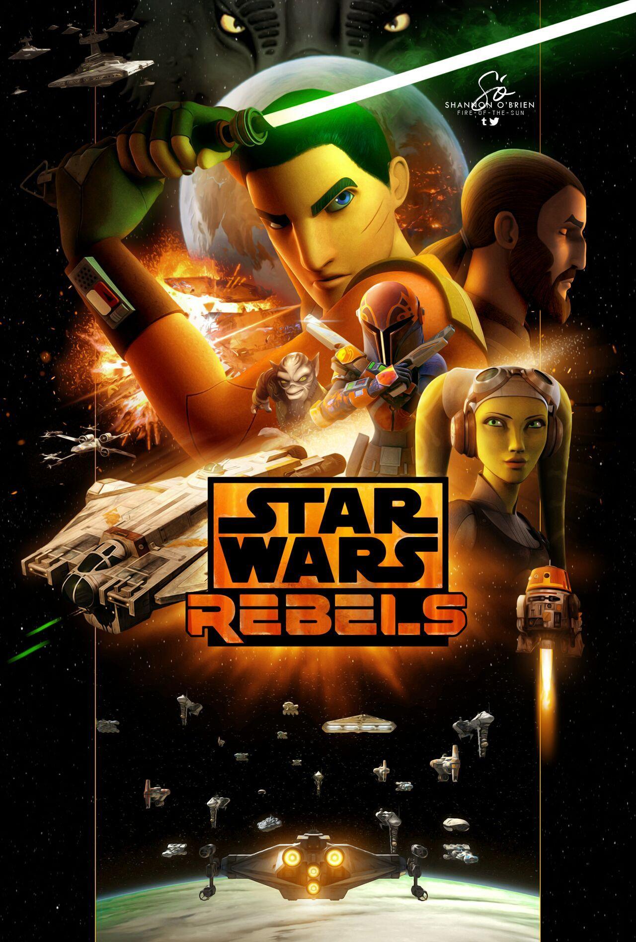 Star Wars Rebels/Clone Wars #7