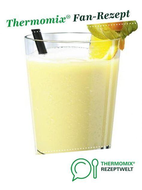 Pina Colada (Bayrisches Heft) #dairyfreesmoothie