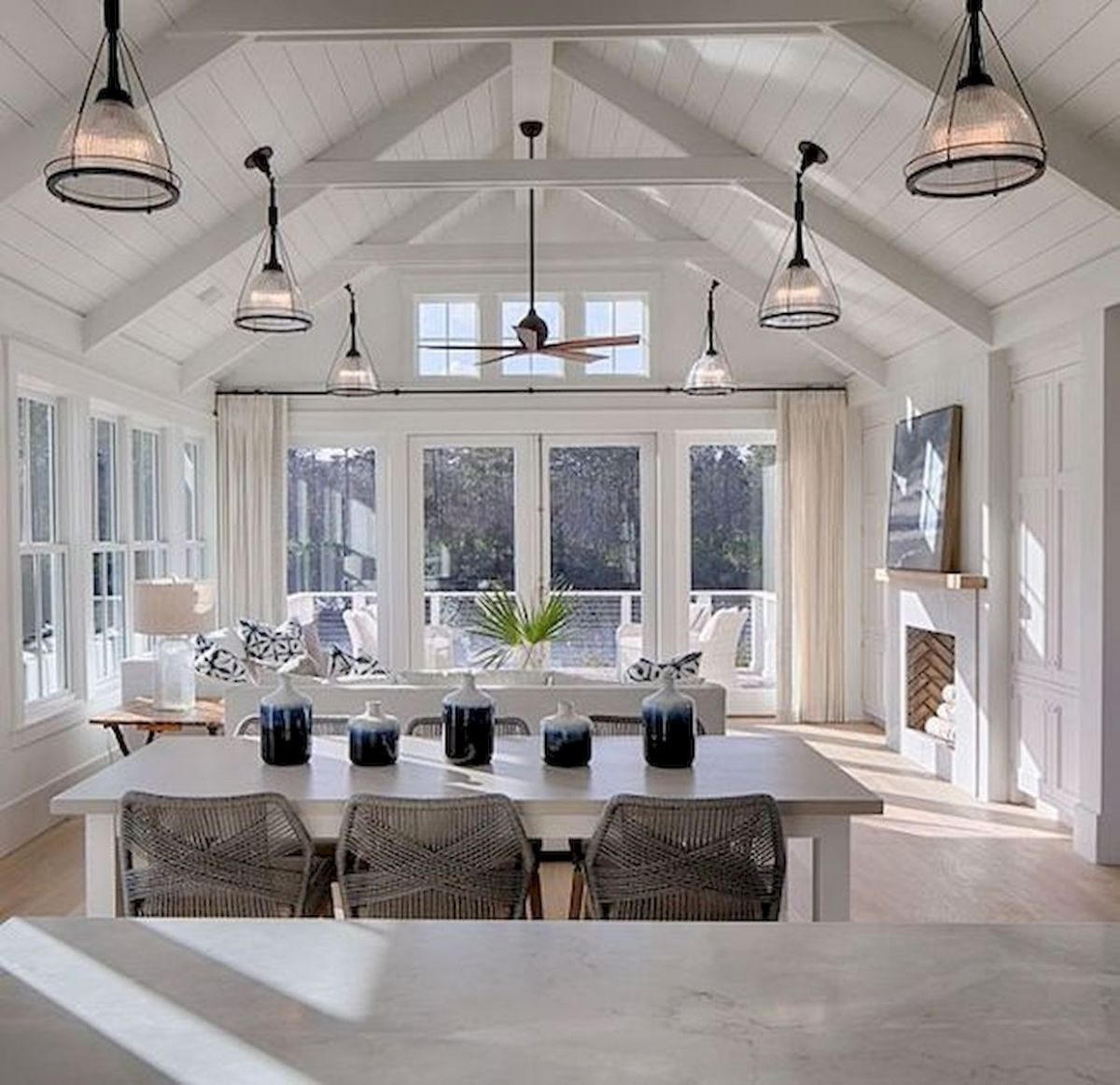 40 Best Farmhouse Lighting Design Ideas Will Illuminate Yo