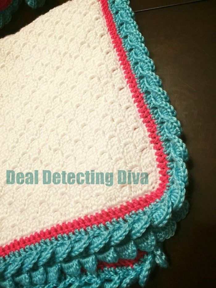 Reverse Shell Stitch Tutorial :: Crochet Technique (with photos ...