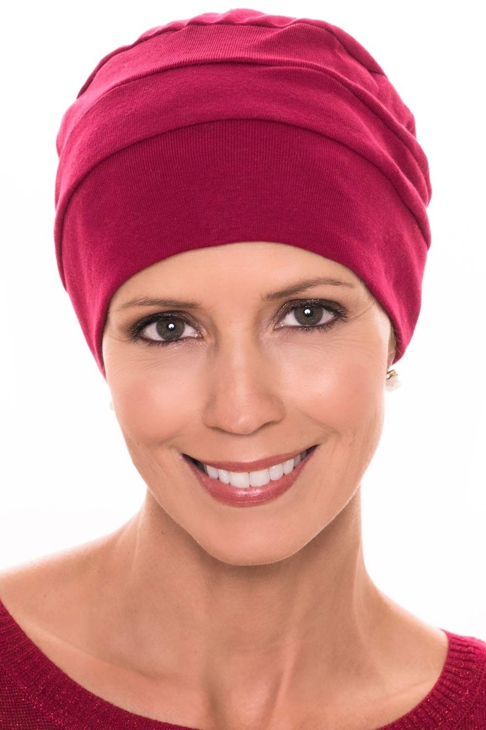 100% Cotton Cancer Turbans  Three Seam Cancer Hats for Chemo Patients 76affc79e22