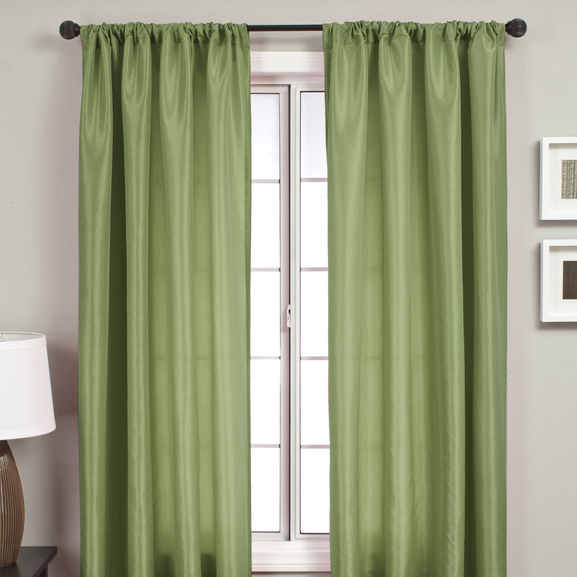 Bella Kids Rod Pocket Single Curtain Panel | Products ...
