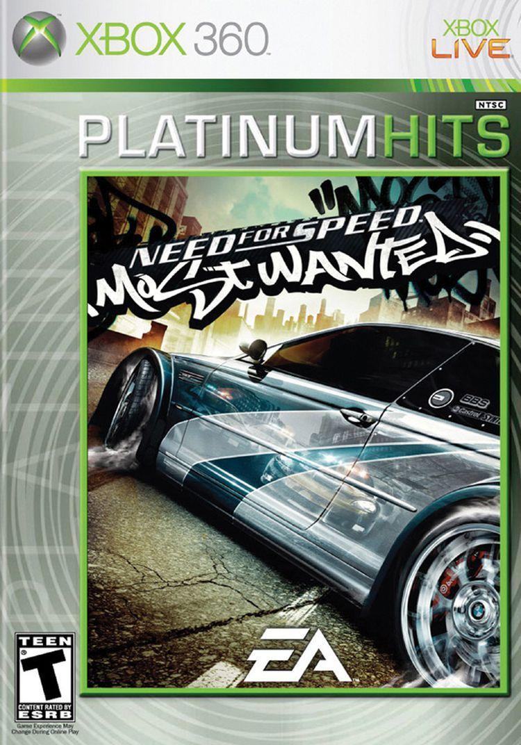 The Soundtrack For Need For Speed Most Wanted Dengan Gambar