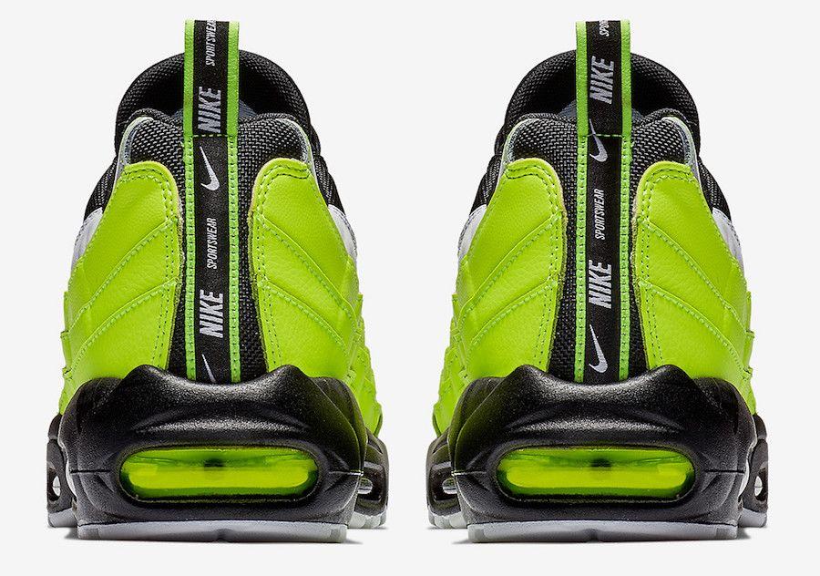 best cheap 0060c 1e950 Nike Air Max 95 Volt Glow 538416-701 Release Date