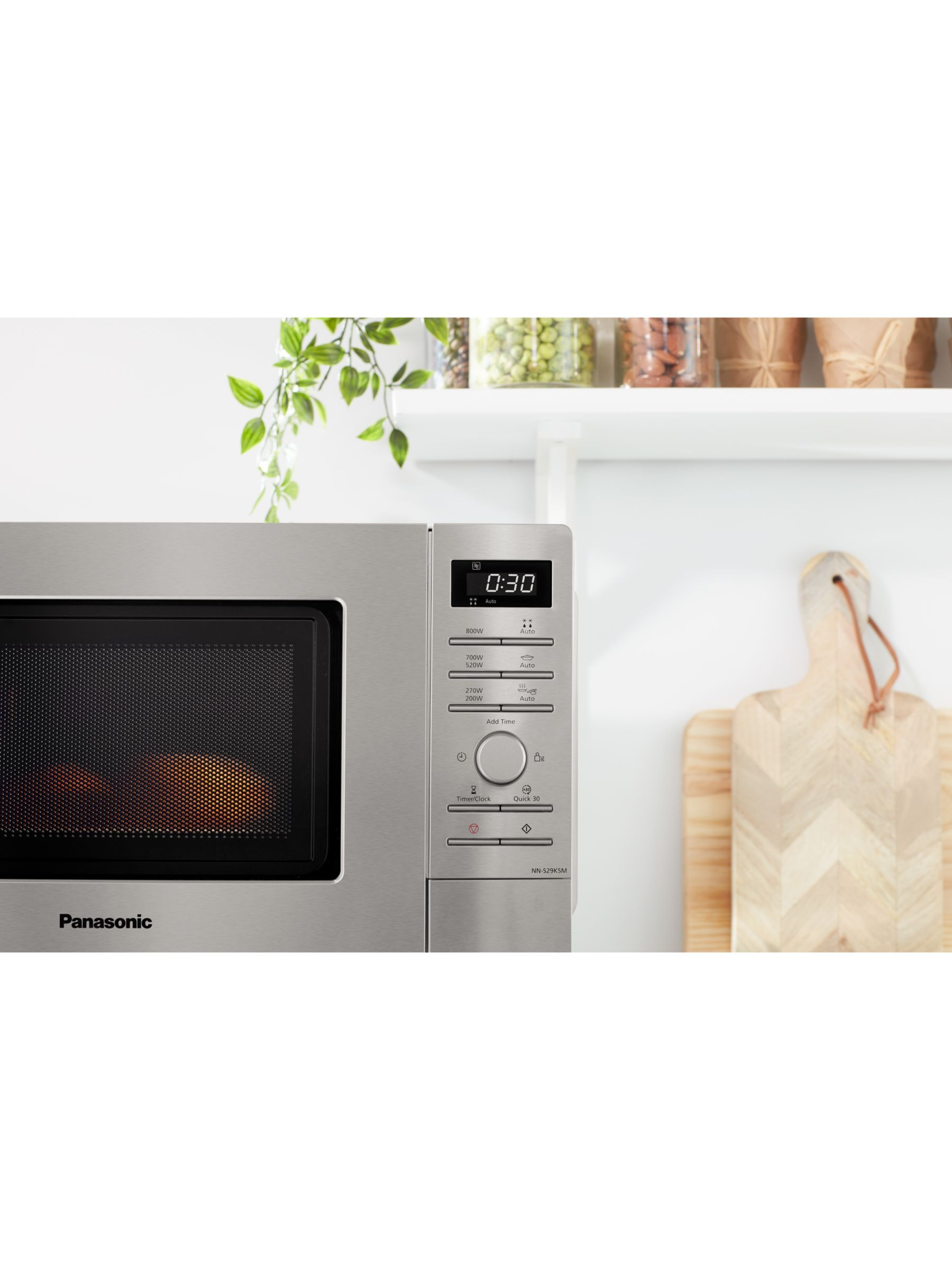 Panasonic NN S29KSMBPQ 20L Microwave