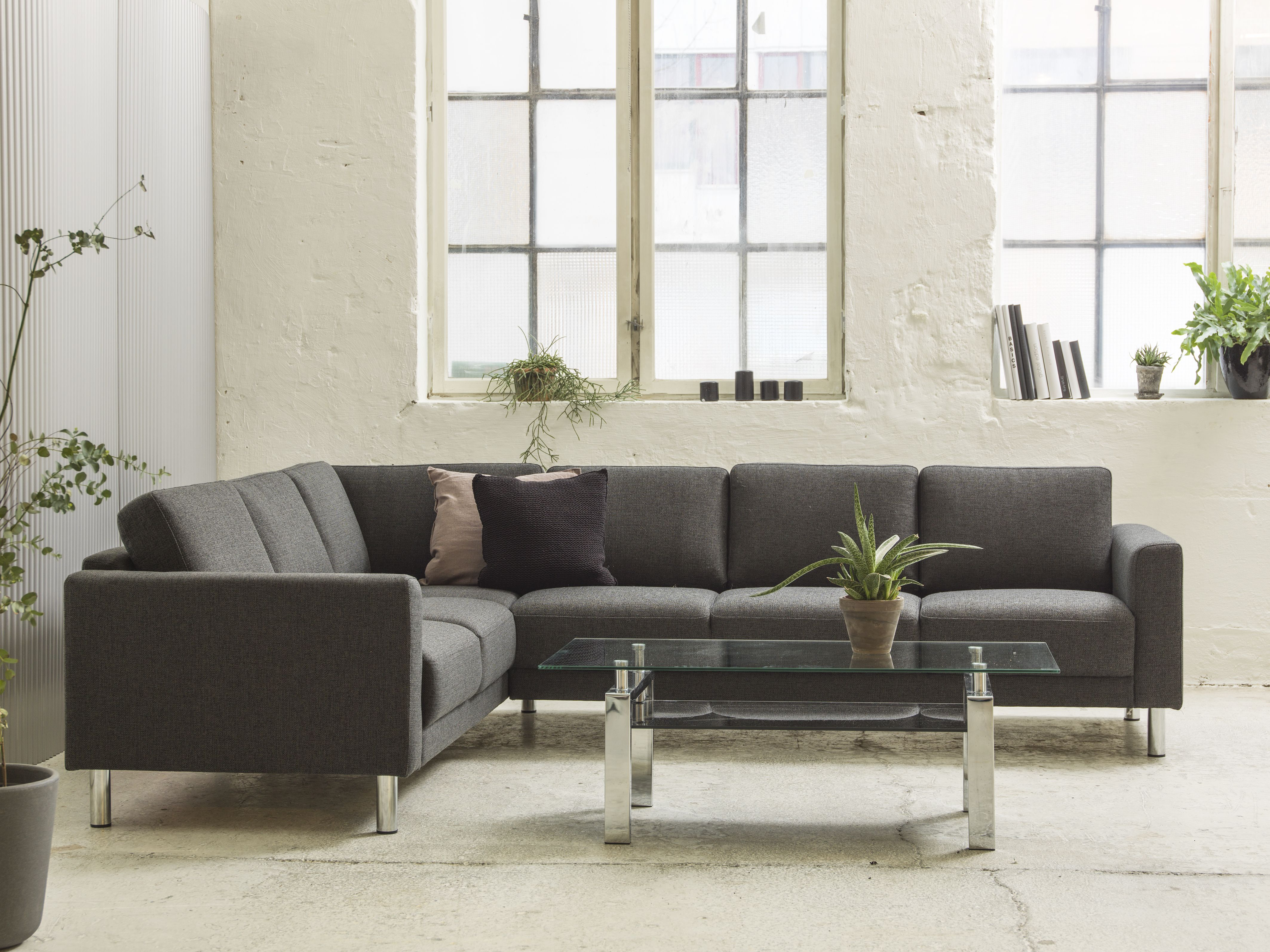 Skeidar Sofa What Colour Walls Go With Brown Leather Salg Gallery Of Best