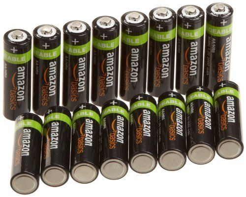 Amazonbasics Aa Performance Alkaline Batteries 48 Count Https Www Amazon Com Dp B00mnv8e0c Ref Cm S Alkaline Battery Cell Phone Accessories Battery Pack