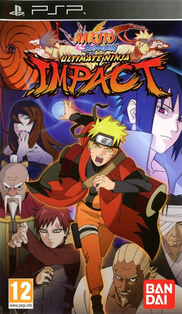 Naruto Shippuden Ultimate Ninja Impact PSP Iso Digimon Forums Game Prices Wii