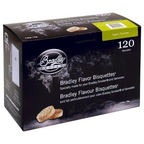 Bradley Apple Bisquettes