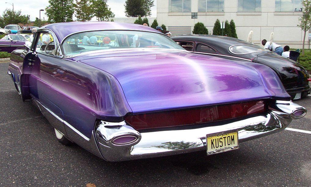 1956 Ford Kustom Kustom, Custom cars, Car paint jobs