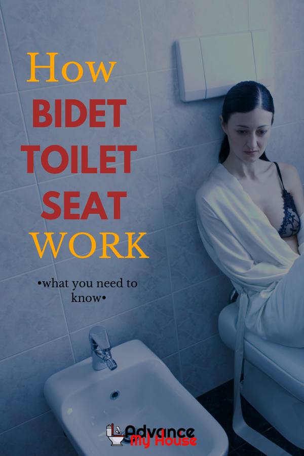 How Does A Bidet Toilet Seat Work Bidet Toilet Bidet Toilet