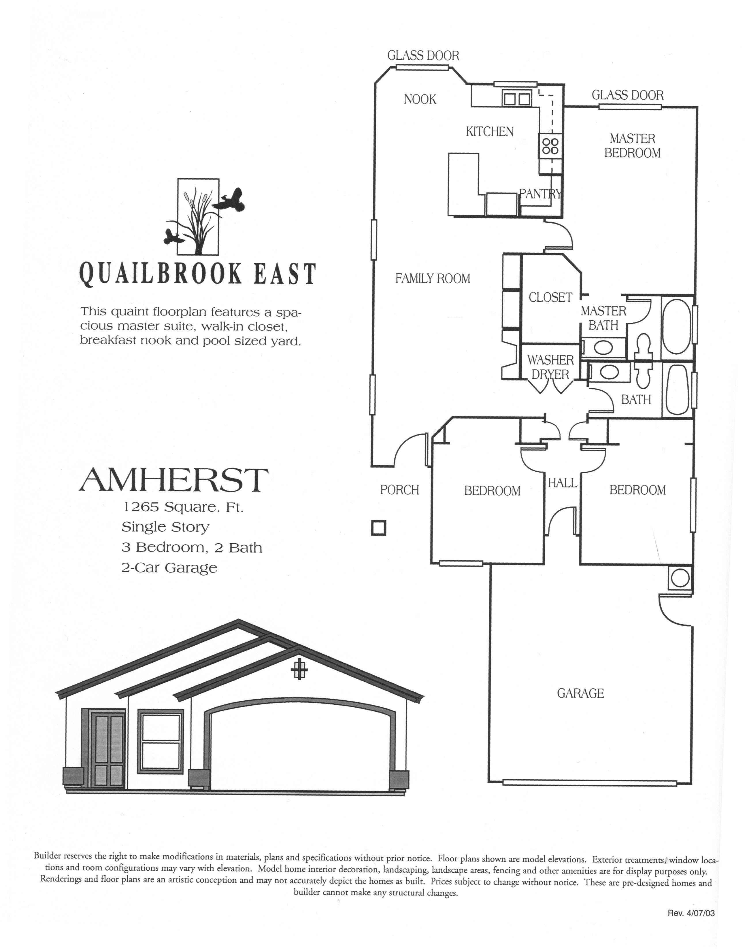 One Sheet Builder Elevation And Floor Plan For Housing Development Graphic Design Paul Cuthbert Floor Plans House Floor Plans Pool Sizes