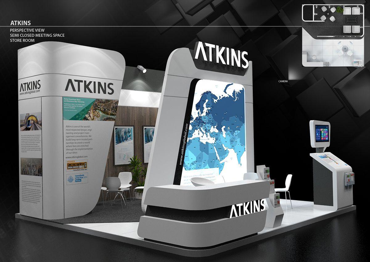Exhibition Stall Design Templates : Exhibition stand designs on behance nrk pinterest