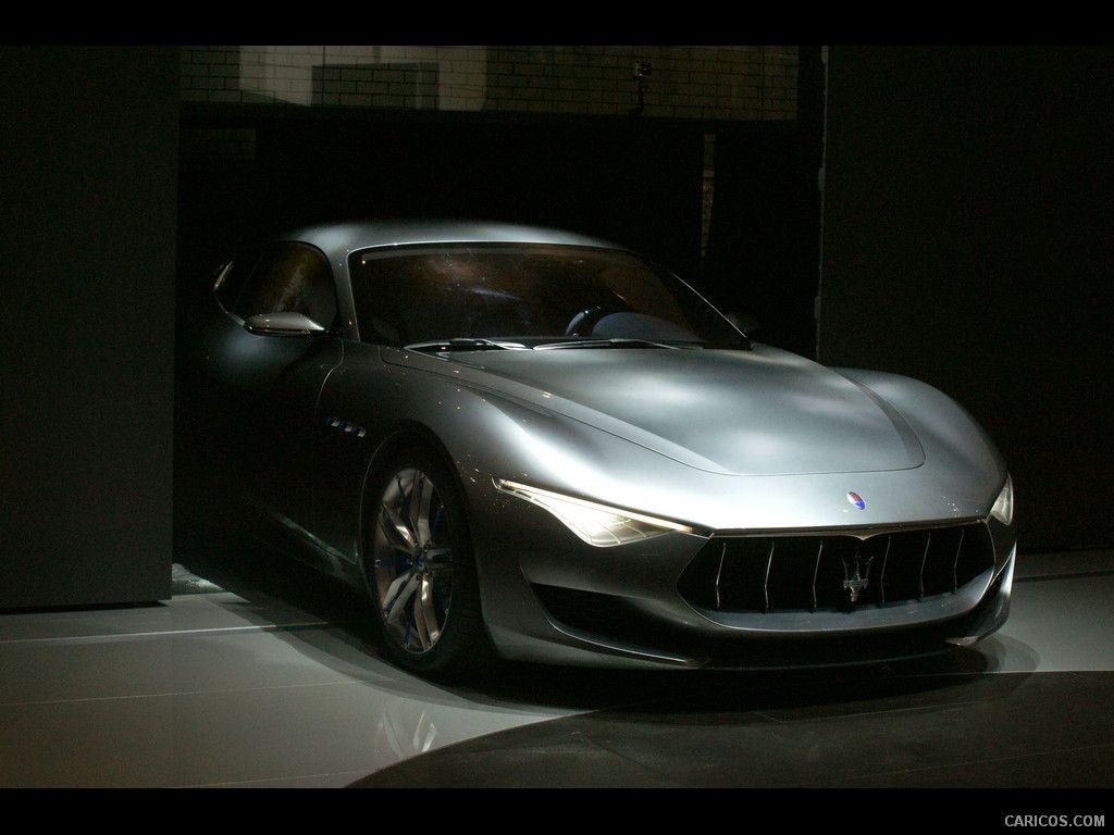2014 Maserati Alfieri Concept | Cars and bikes | Pinterest ...