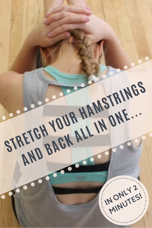 The best way to stretch is to stretch not just one primary muscle, but the secondary muscles that ar...