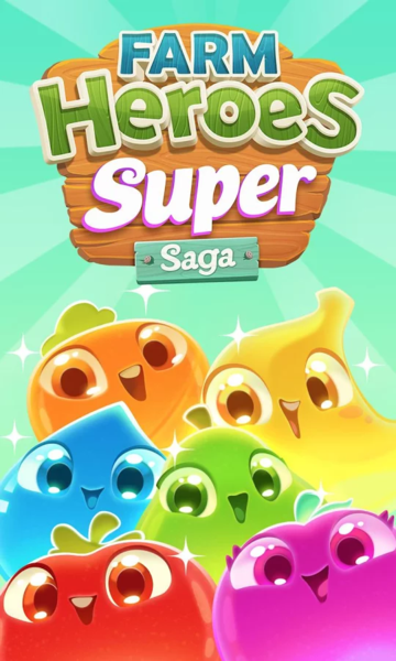 Farm Heroes Super Saga v0.40.4 [Mod] Apk Mod Data http