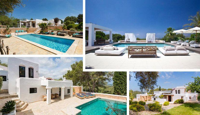 Villa mieten Finca, Ferienhäuser oder Luxusvilla
