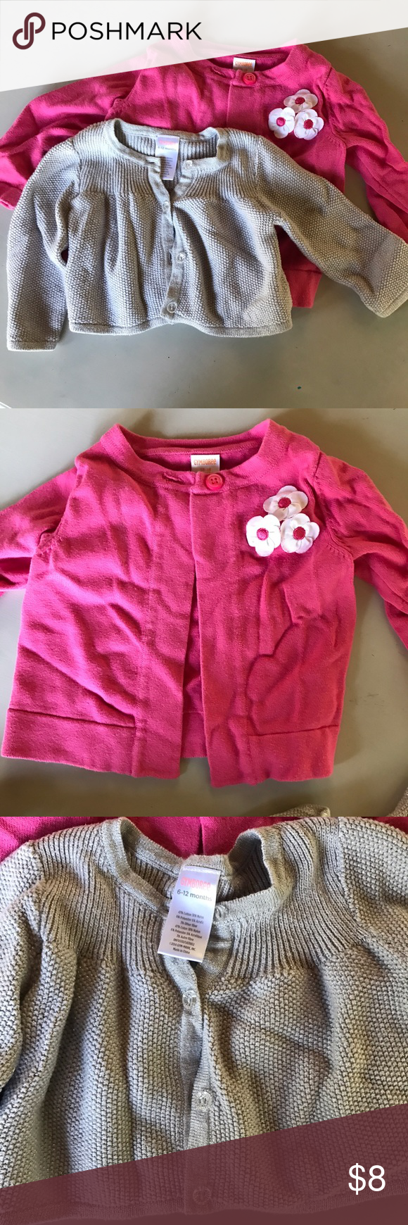Girls toddler sweaters bundle 🌲 | Gymboree, Size 12 and Floral