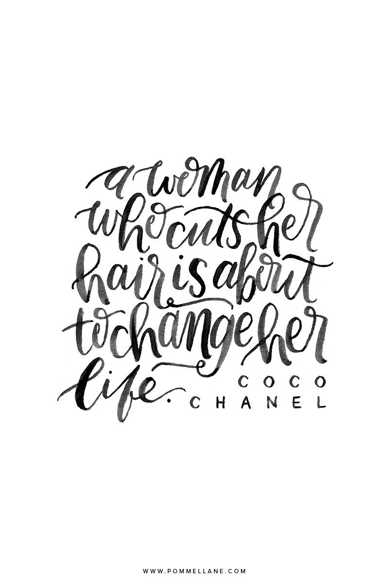 This quote is so so true and ium loving the new do xoxohannah for