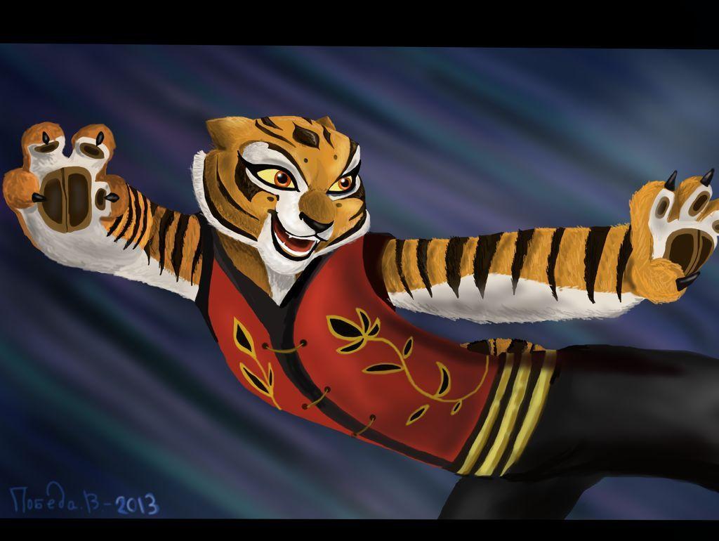 + Master Tigress + by darthdac on DeviantArt in 2020