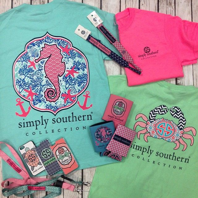Simply Southern Collection Love This Southern Preppy