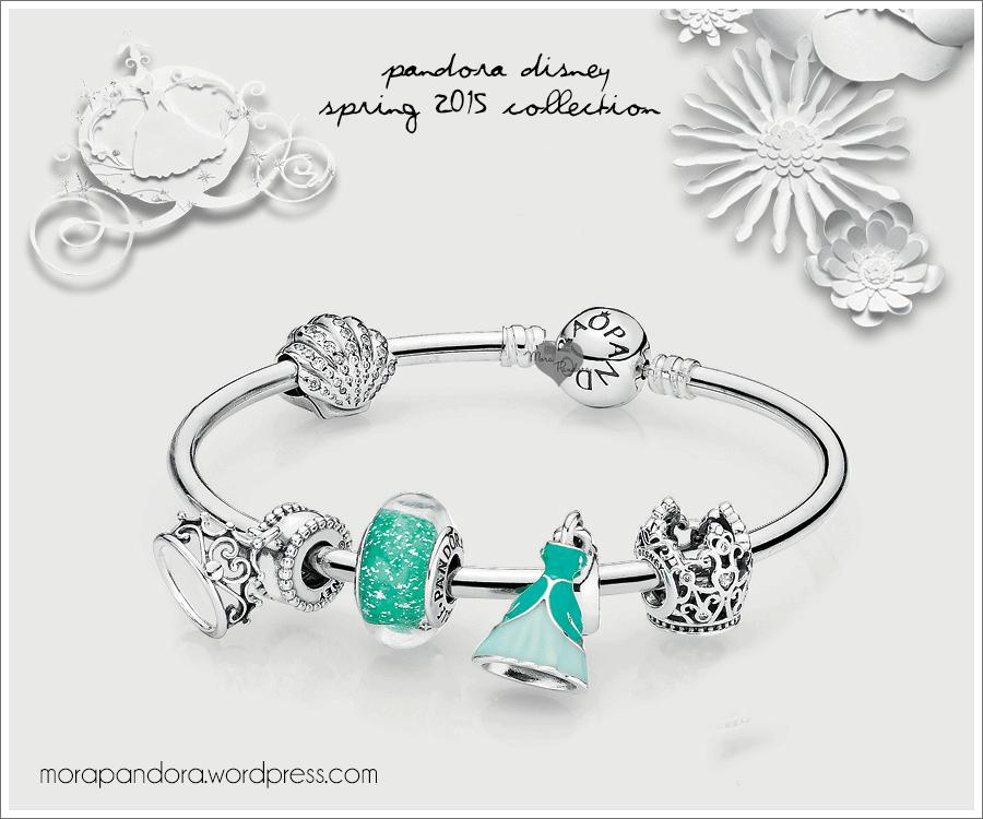 Pandora Disney Princess - Ariel Mermaid Bracelet