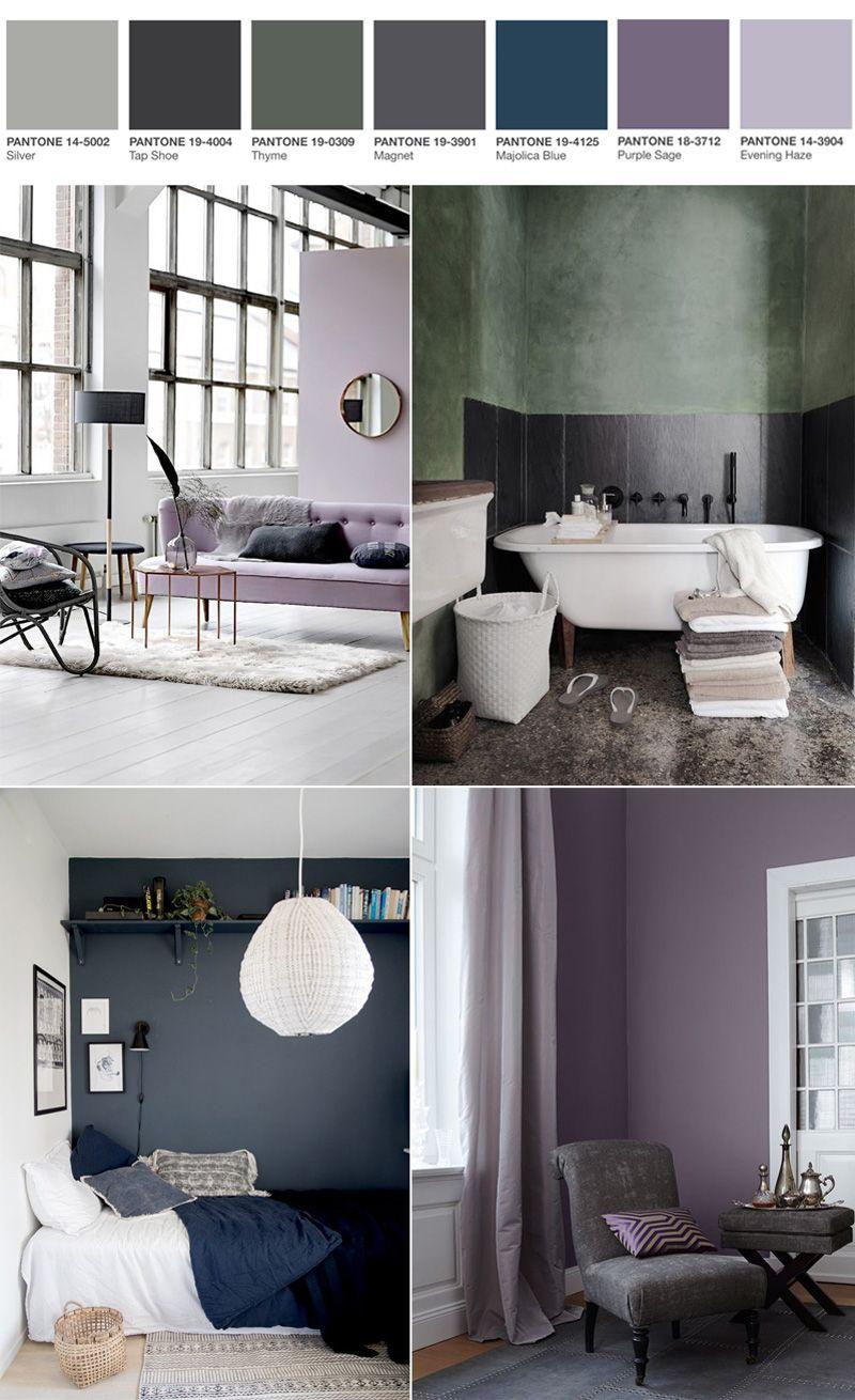 Colori Nuovi Per Tinteggiare Casa tendenze: i colori top del 2019 secondo pantone (con