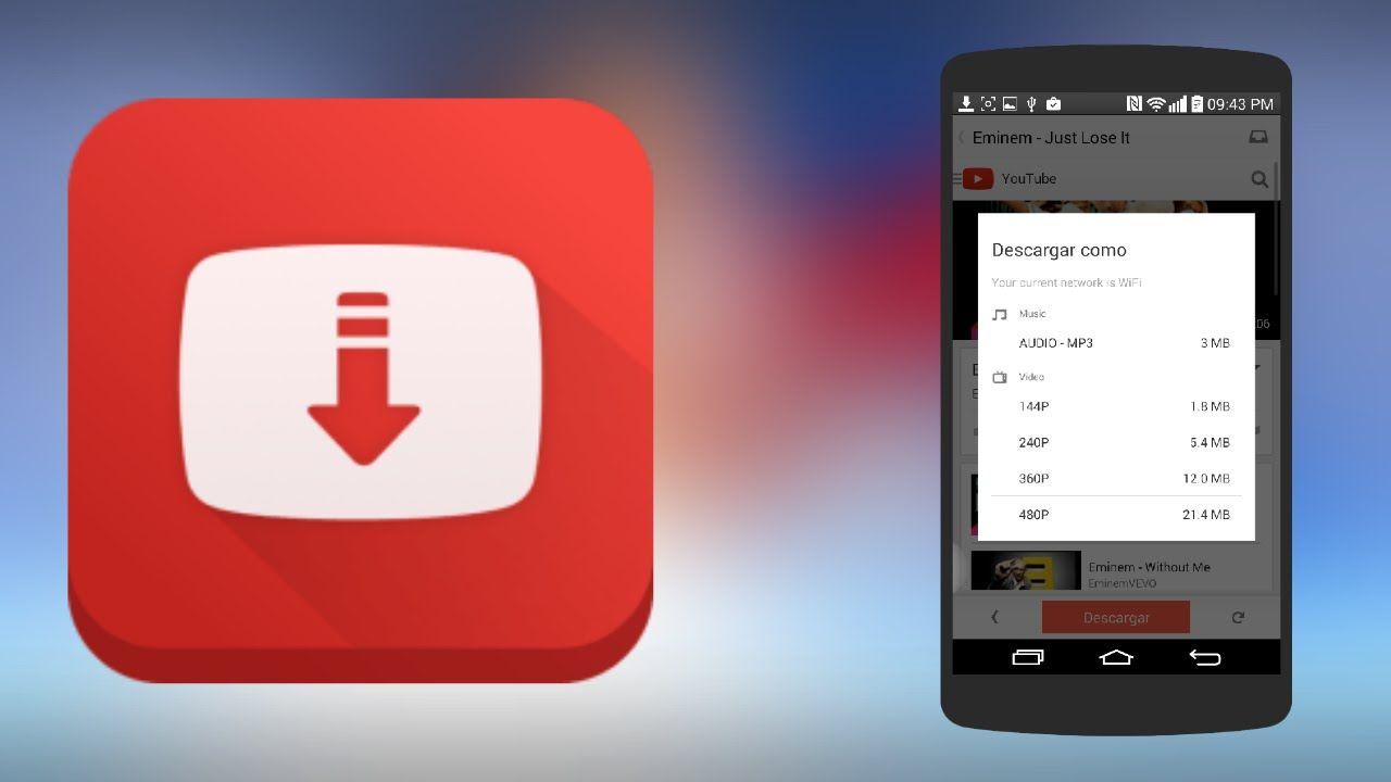 Tubemate Jpg 600 410 Descargar Video Videos De Youtube Aplicaciones Android