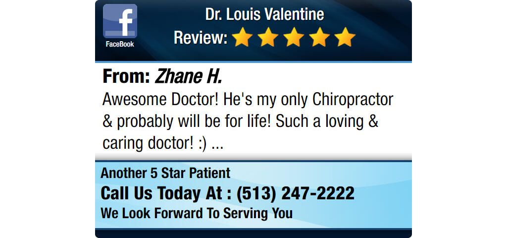 Awesome Doctor! He's my only Chiropractor & probably will